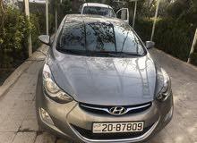 Hyundai Avante made in 2012 for sale