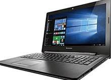 يللا فقط63دك / انتهز الفرصة للبيع لابتوب lenovo ipdeapad 110 بالكرتون(slim lapto