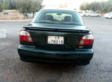 Kia Sephia 2001 For sale - Green color