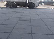 قلاب تويوتا 2012 لنقل جميع المواد طوب رمل طمم بلاط رخام