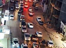 عمارة للايجار 7طوابق شارع اولاد بعيو