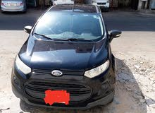Gasoline Fuel/Power   Ford EcoSport 2014