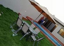 التحفة الراقية أثاث منزلي جلسات خيزران خيم مظلات و أشجار صناعية ساعات ستائر