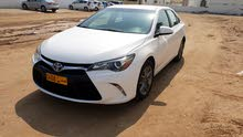 White Toyota Camry 2016 for sale