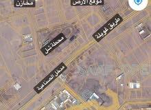أرض صناعية جعلان بوعلي زاوية 1000 م