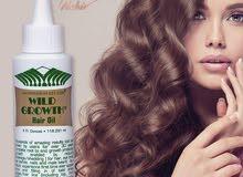 قطرات تكثيف الشعر المجربة