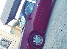 Maroon Daewoo LeMans 1993 for sale