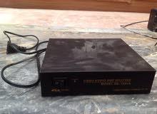 موزع صوت وصورة لعدد 4 تلفزيونات من مصدر واحد