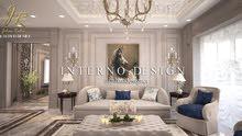 مهندسه تصميم داخلي وتشطيبات خبره اكثر من 15 عام 3d interior designer