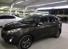 Hyundai Tucson 2015 GCC full auto V4 4WD sunroof camera full service vary clean