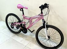 26   and 24  size bikes for sale  Ladies