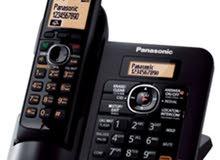 صيانة وتصليح كافة اجهزة التلفونات الارضية السلكية واللاسلكية
