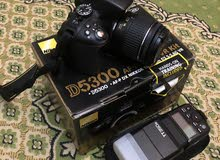 كاميرا نيكون Nikon D5300