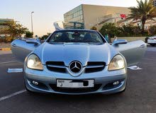 Mercedes Benz SLK 350 GCC
