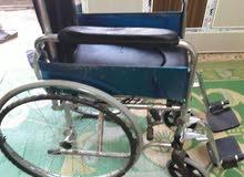 كرسي متحرك جديد ما مستخدم للبيع
