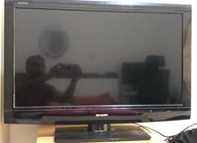 Sharp LC-32A37M 32 Multisystem LCD TV with Trolley