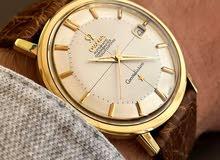 مطلوب ساعة أوميغا Vintage نظيفة بسعر معقول