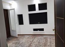 شقه بالتحرير سوبر لوكس   140 متر 4غرف وريسبشن و2حمام ومطبخ والدور التالت