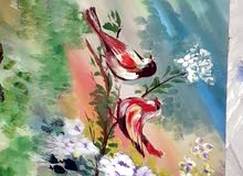 لوحات رسم طبيعي