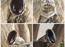 خاتم عقيق يماني نخبة النخب وصياغة ملكيه