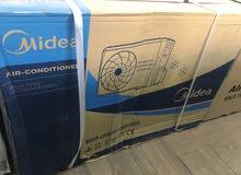 مكيف Midea Pro 2021 حجم 1 طن بسعر مميز جداً .