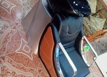 مغسله ام الكرسي مال صلونات حلاقه رجالي ونسائي مستعمله قليل تكدر اتكول جديده