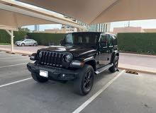 Jeep Wrangler Unlimited 2019 (Black)