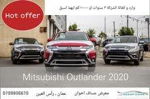 Mitsubishi Outlander 2020 Mark 2 عداد صفر وارد و كفالة الشركة