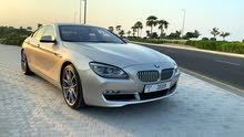 BMW 650I 2014 خليجي