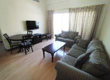 شقة للإيجار بمنطقة ام الحصم - مفروشة بالكامل - 2 غرفة