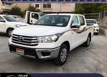 Toyota Hilux Double cabin pickup Automatic - Bahrain used pickup trucks