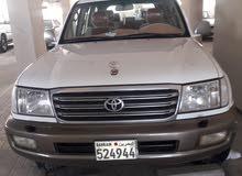 للبيع تايوتا لاندكروزر موديل 2004