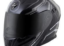 new scorpion motorcycle helmet