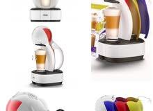 coffee machine colour dolce guoto
