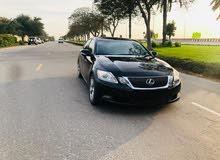 LEXUS GS,V6,TOP OPTION,SUNROOF,LEATHER SEATS350 2011