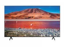 "Mother's Day Promotion  58 "" TU7000  Crystal  UHD 4K  تلفزيون ذكي  (2020) ومعها سماعات نوع HW-T450"
