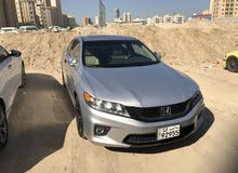 Gasoline Fuel/Power   Honda Accord 2015