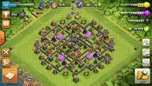تاون 9 مازال جدار و ملوك