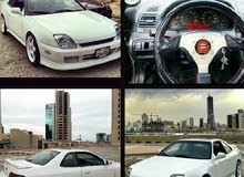 Used condition Honda Prelude 1999 with +200,000 km mileage