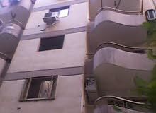 شقة للبيع اول بلكونه شارع العريش