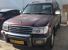 لاندكروزر 2001 خليجي عمان 8 سلندر رقم 1