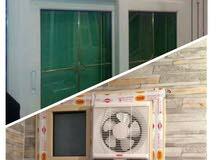 الفسطاط للأبواب والشبابيك PVC والمطابخ الأمويتال