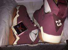 حذاء جوردان 7 مميز درجة اولي رقمه 45