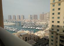 Super deluxe 2 bed 3 Bathrooms 189m2 fully furnish excel cond in PA w/ Marina & Qanat Qaurti views