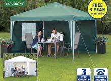 خيمة سفرات عائلية كبيرة 3ونص متر في 3 ونص متر