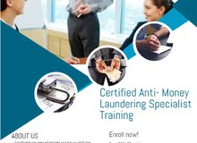 CAMS ( Certified Anti- Money Laundering Specialist) Training