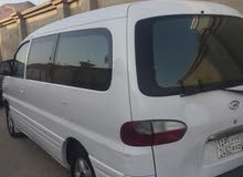 Used condition Hyundai H-1 Starex 2003 with +200,000 km mileage