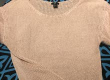 H&M pullover and blouse