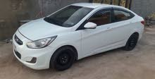 Hyundai Accent made in 2013 for sale
