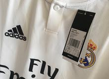 Real Madrid Home Jersey Original